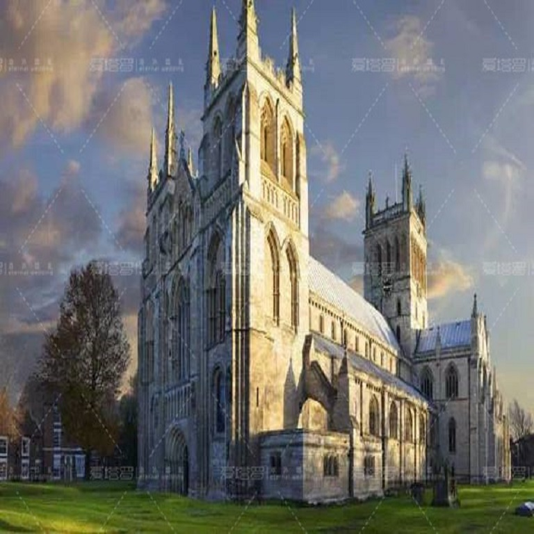 【England】Selby Abbey