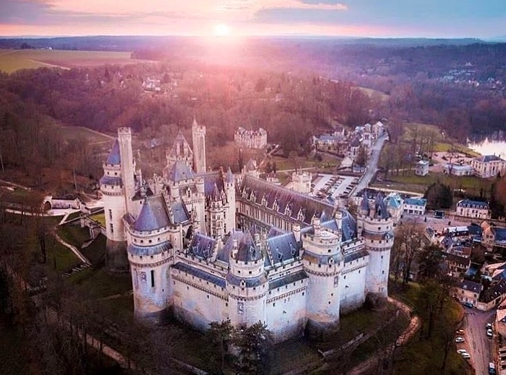 【France】Château de Pierrefonds
