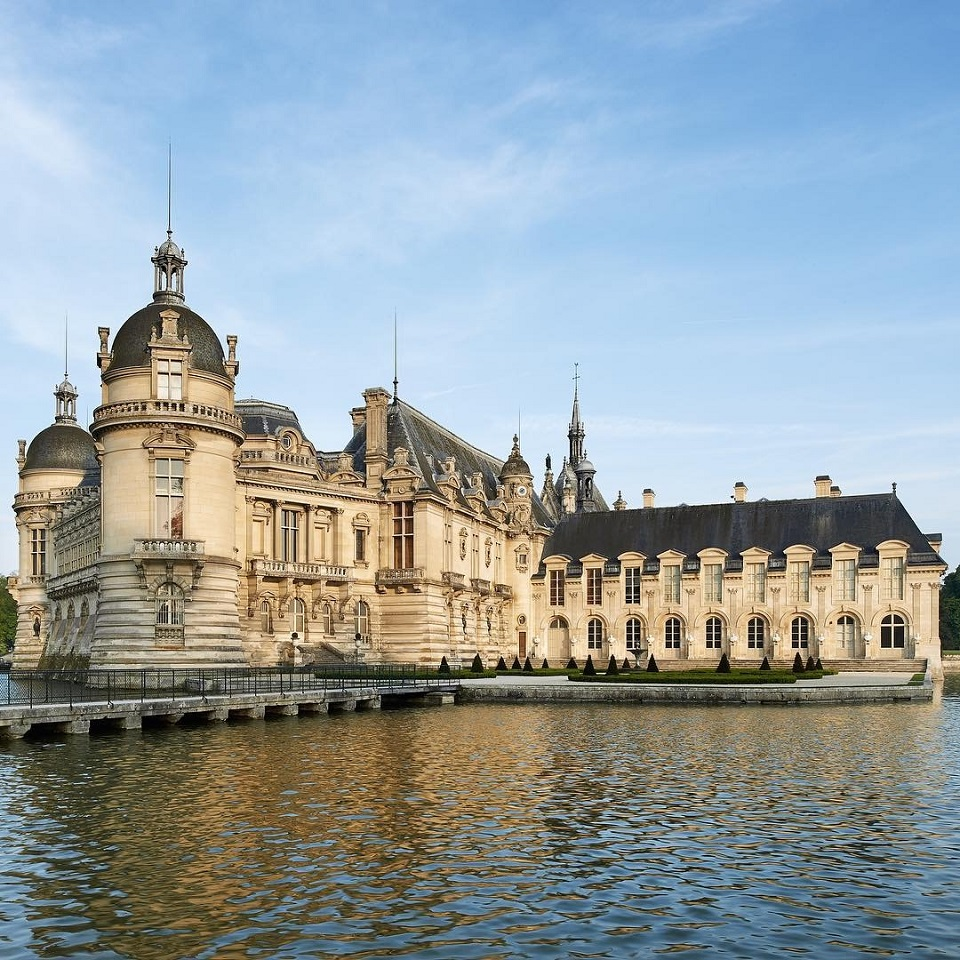 【France】Domaine de Chantilly