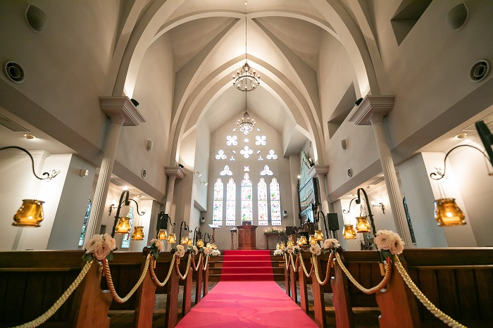 【Kansai】Kyoto St.Andrews Church