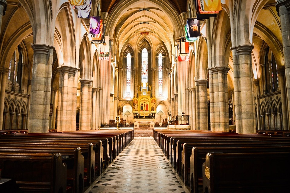 【France】the American Cathedral